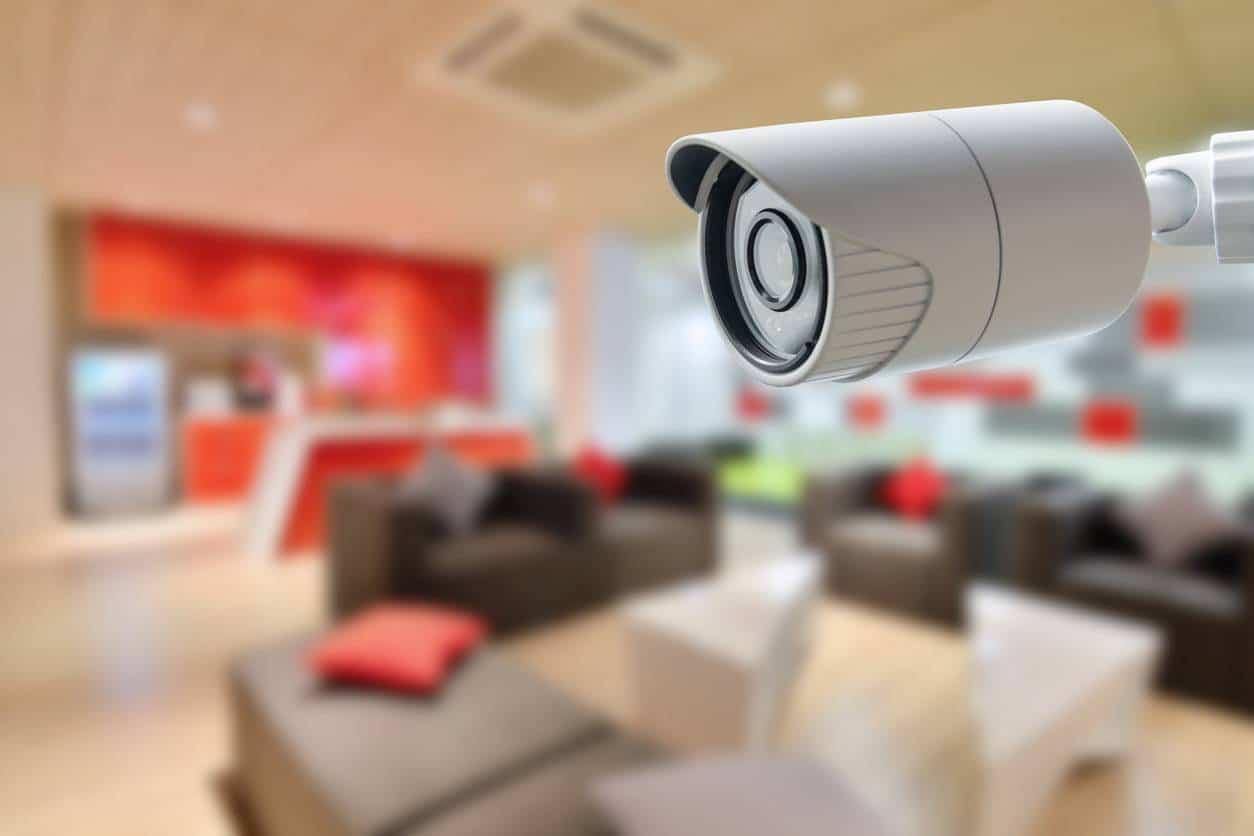 surveillance du domicile