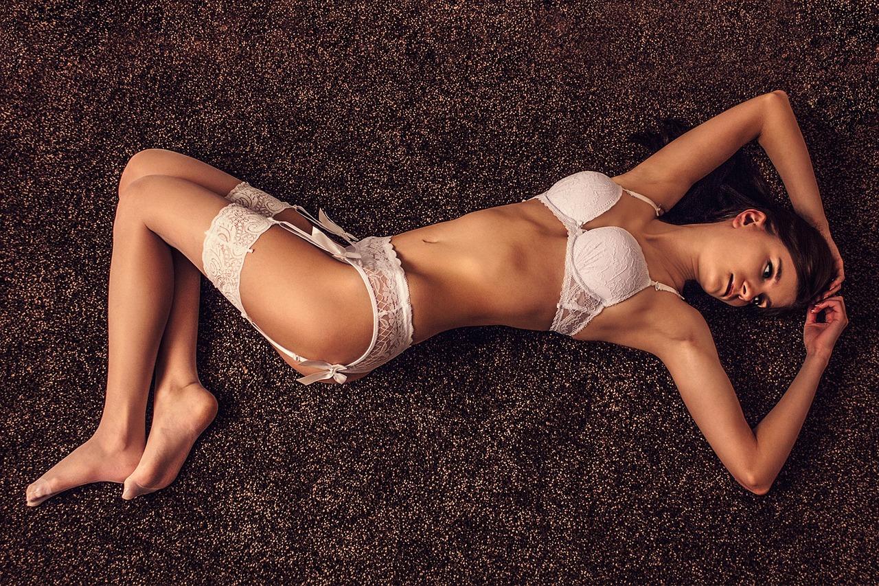 lingerie sexy confiance
