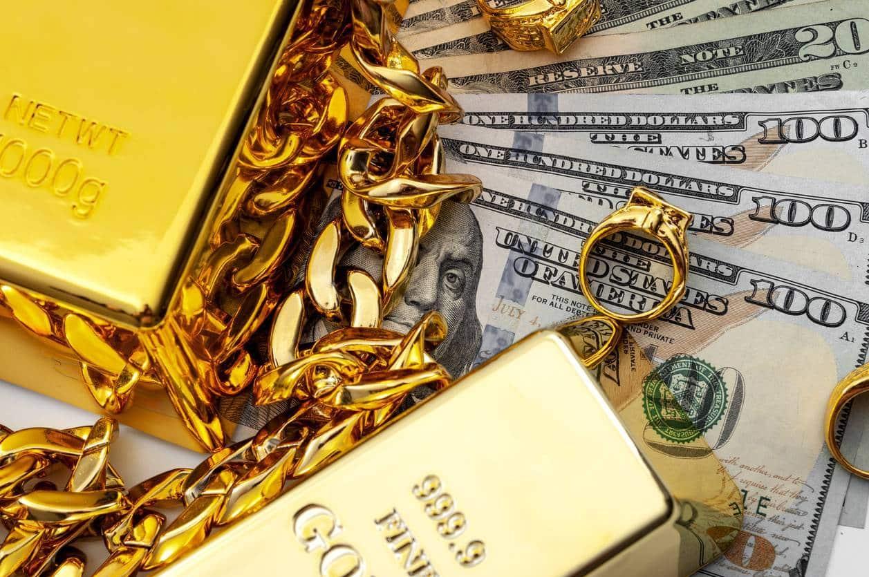 vente d'or avantages