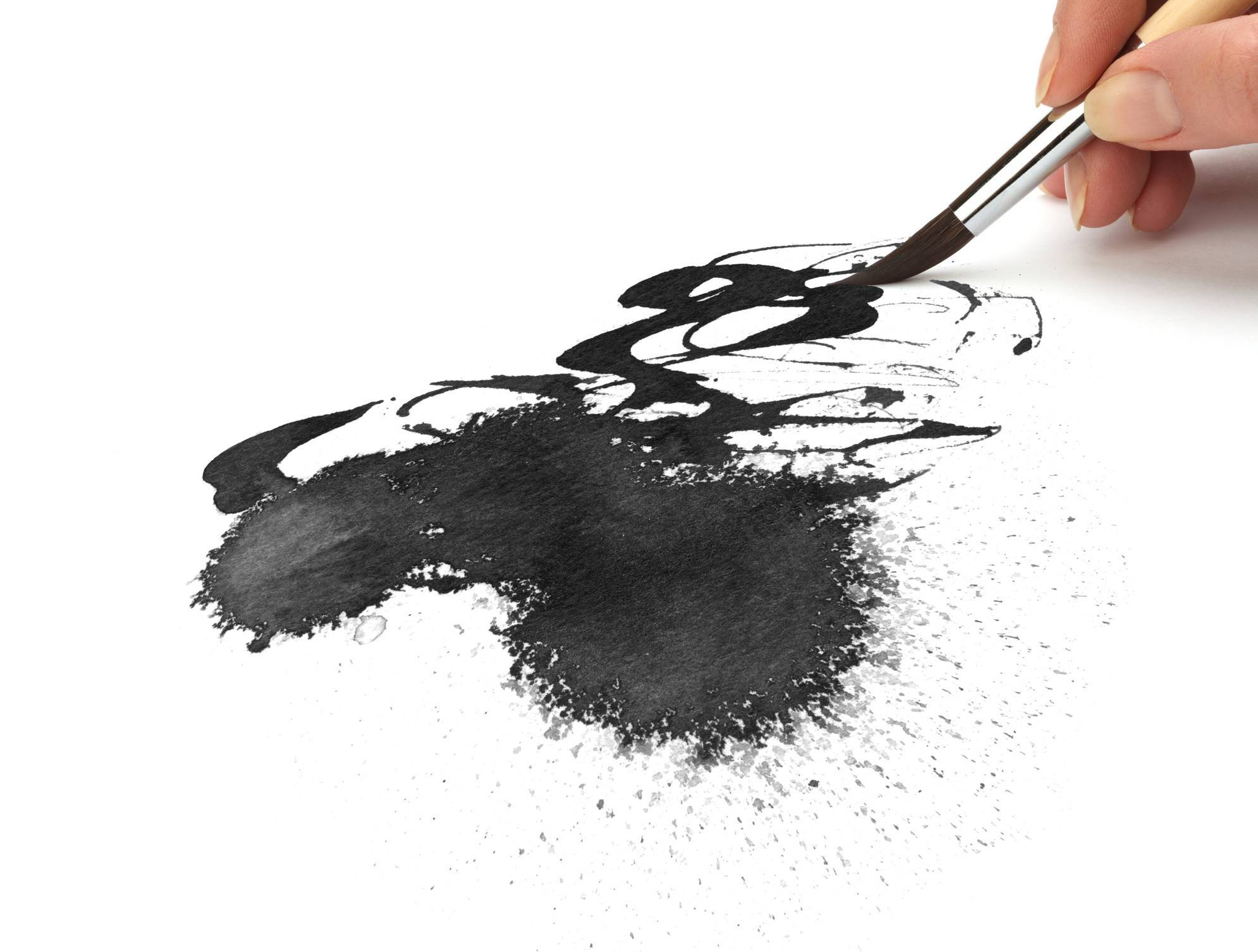 astuces pour fabriquer des pigments noirs