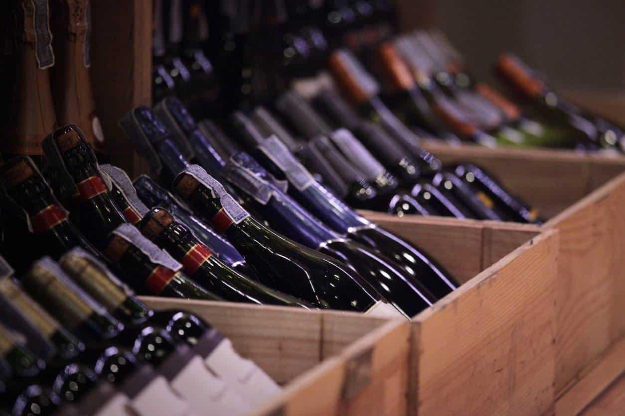 expédition vin bouteilles