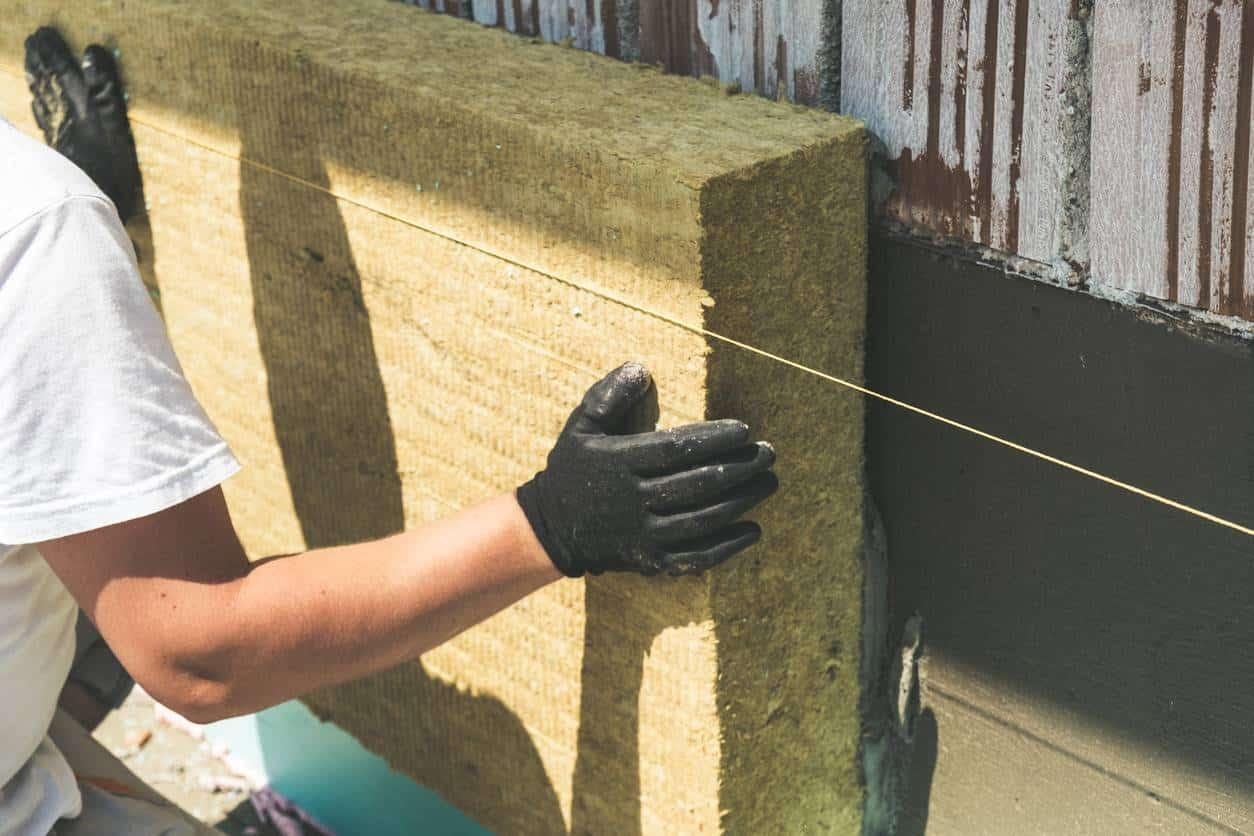 isolation murs creux mousse polyuréthane