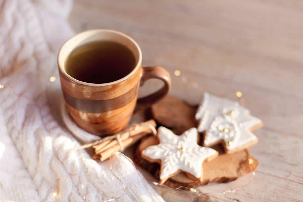 offrir un calendrier de l'avent thés