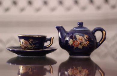 décoration porcelaine