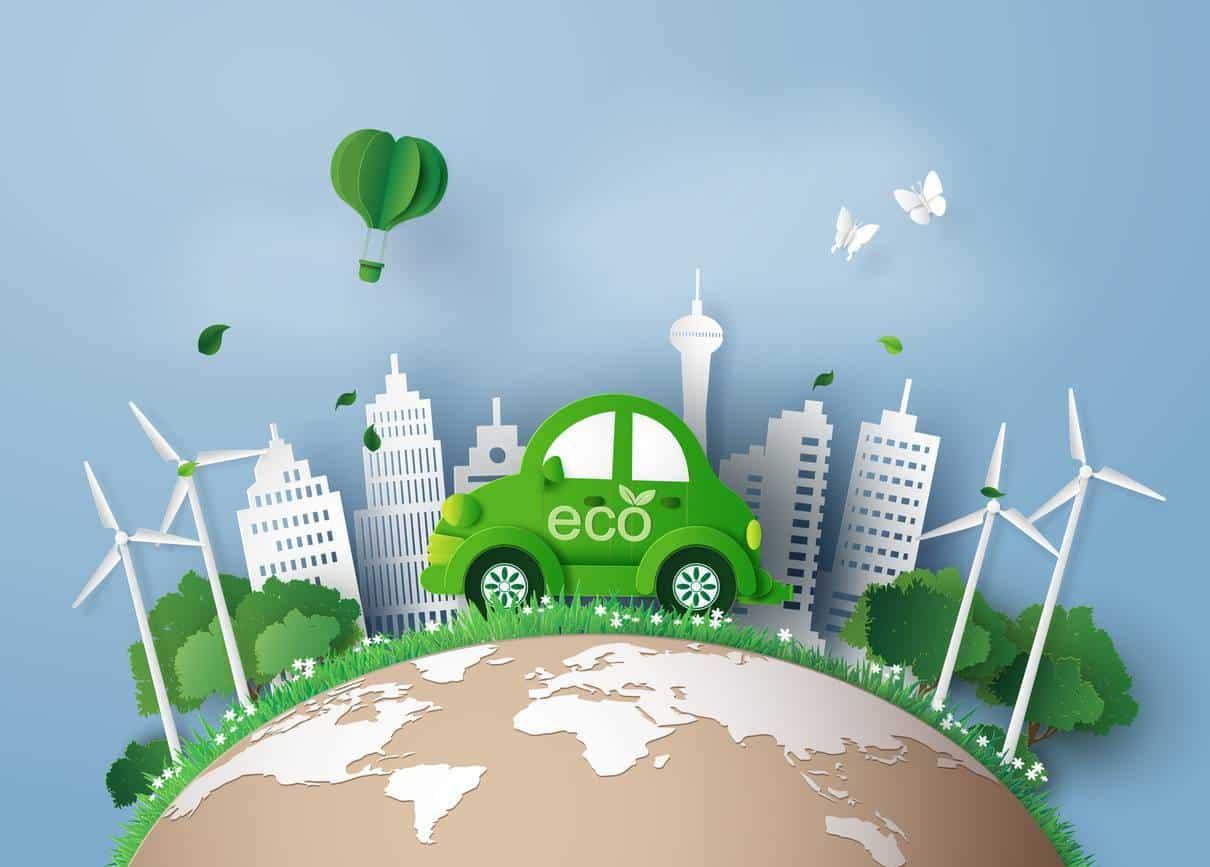 La vignette crit'air s'inscrit dans une démarche écologique.