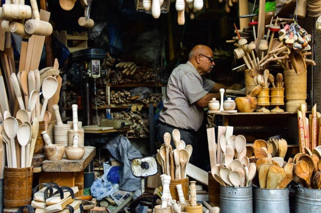 La Tunisie, c'est aussi ces marchés et ses vendeurs locaux