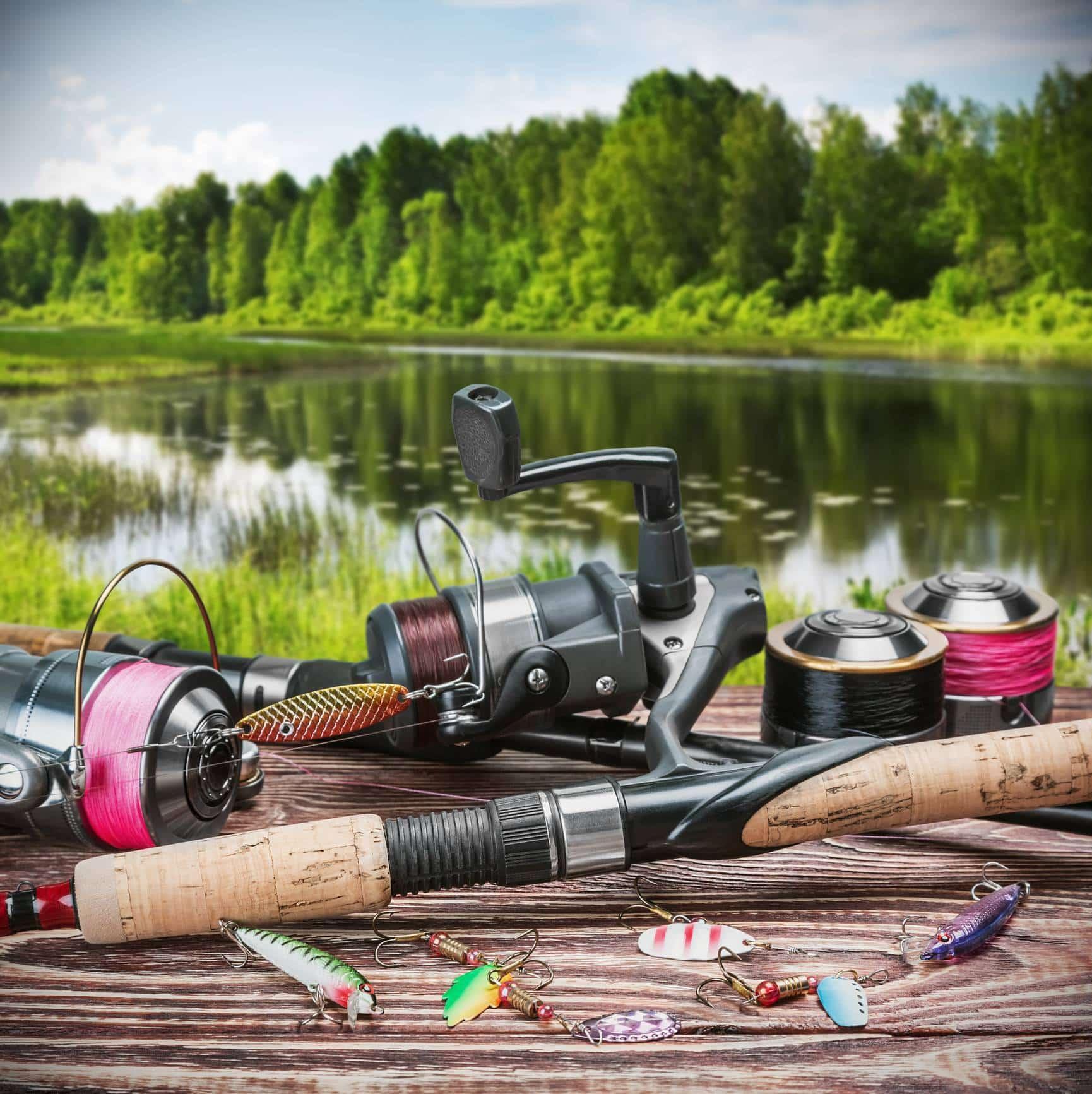 Equipement de pêche