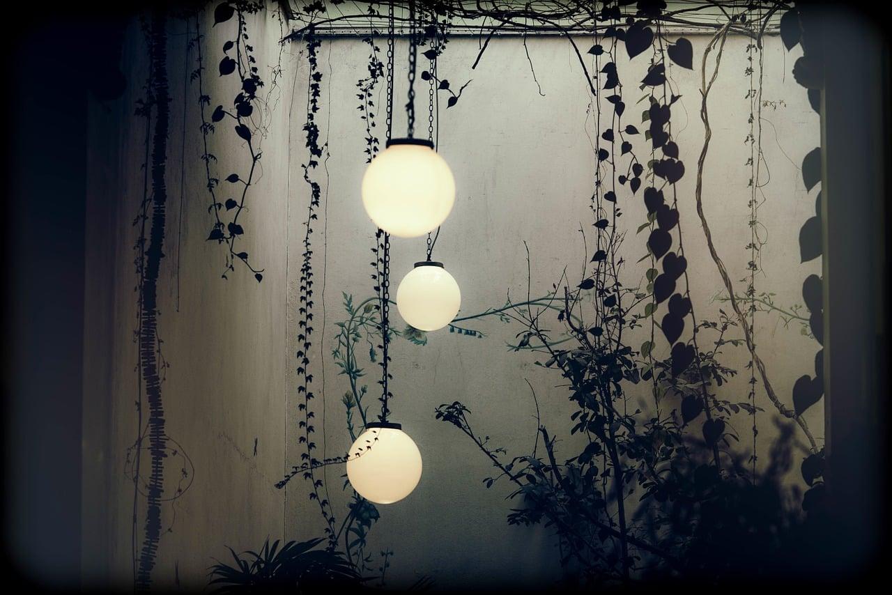 luminaire led jardin