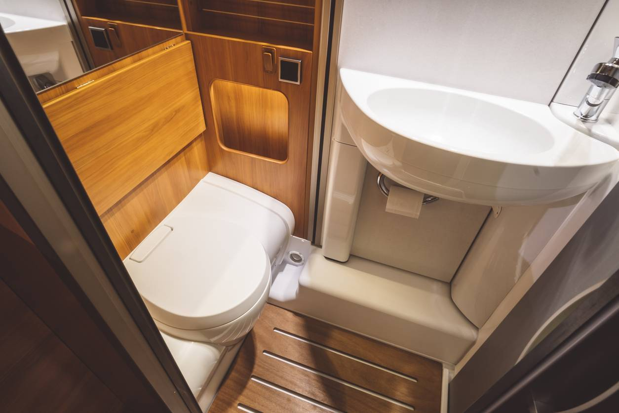 toilettes camping-car