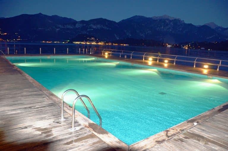 electricité piscine